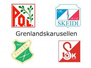 Grenlandskarusellen løp 4 @ Rugtvedt skole | Stathelle | Norge